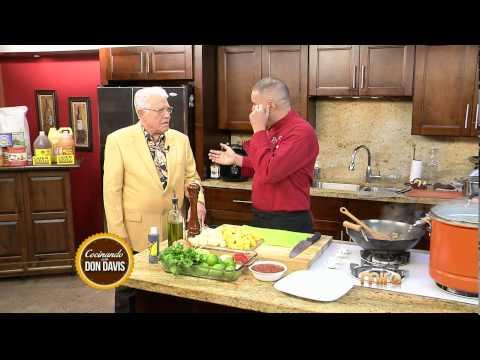 """Cocinando con Don Davis"" - Programa completo - 20 de octubre de 2014"