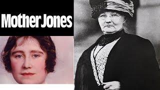 MARY G. HARRIS JONES Muasisi Wa Siku Ya Wafanyakazi Duniani
