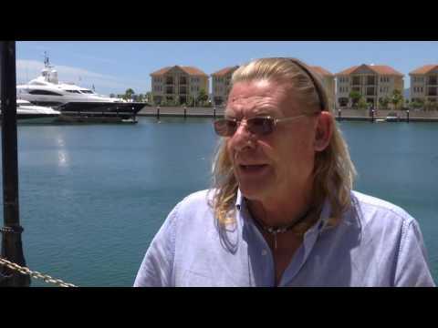 Eric Shaw  interview on tuna fishing season