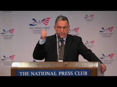 Gideon Levy: Izraelská lobby korumpuje | Washington 2015