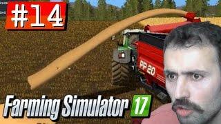 BU NE BÖYLE ?   Farming Simulator 17 [Türkçe] #14
