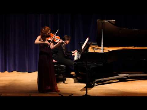 Schnittke Violin Sonata No. 1