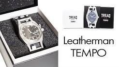 Leatherman Tread Tempo Kello - Salainen Agentti Oy