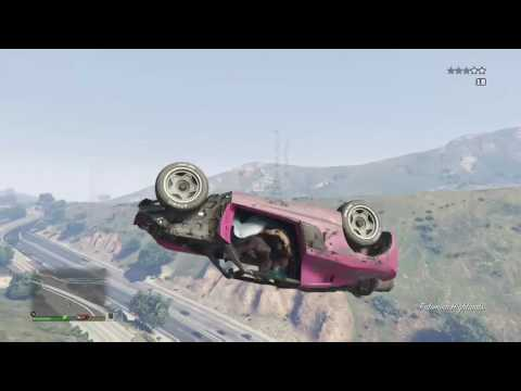 GTA 5 Rocket Voltic Funny Moment!
