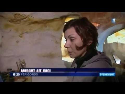 Les artistes des ateliers du Périgord réalisent les fac simile de Lascaux 4