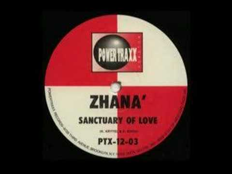 Zhana - Sanctuary Of Love (Basstones Acapella) [1991]