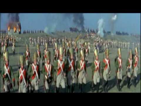 AUSTERLITZ - The Battle itself - 2 Dec 1805 - Part 2/4 : Attack of Austro-Russians (Abel Gance 1960)