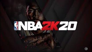 NBA 2K20 My Career EP 1 -Creation & 1st Game !