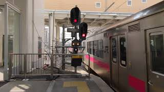 奥羽本線 普通青森行き 701系  2021.04.03