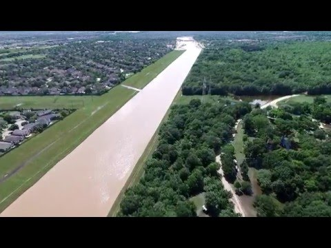 Uas Flyover Of Canyon Gate Cinco Ranch And Barker