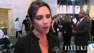Victoria Beckham on her s/s16 collection and family