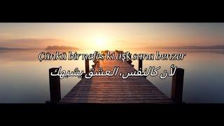 أغنية تركية روعة مترجمة - Koray Avci - Aşk Sana Benzer - Arabic Translation