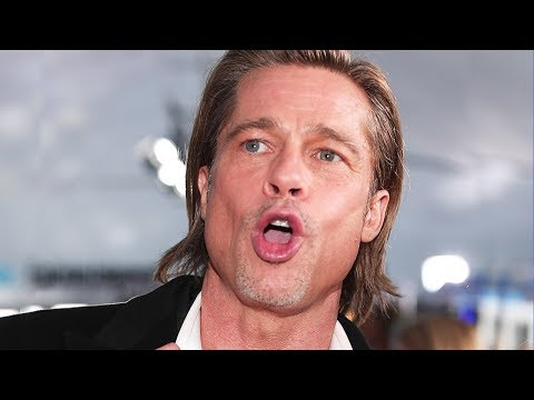 Brad Pitt Reacts To Jennifer Aniston Reunion Going Viral