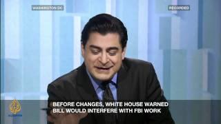 Inside Story Americas - US anti-terrorism bill: Liberty vs security
