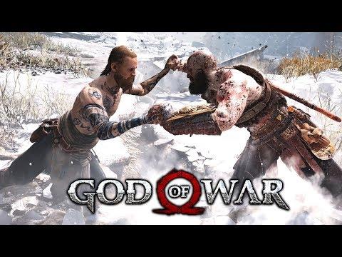 God of War #2 - Kampf der Götter!   LP Deutsch PS4 Pro