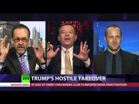 CrossTalk: Trump's Hostile Takeover