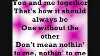 Mitchel Musso and Emily Osment - If I Didn't Have You Lyrics
