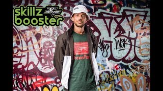 Bboy ROBIN INTERVIEW  for SKILLZ BOOSTER PROJECT!