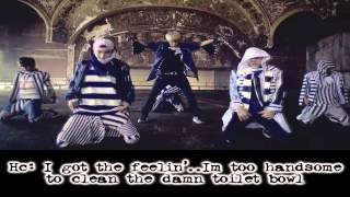 B.A.P : Badman (Parody) Just Send Us Back Home!