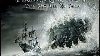 Пираты Карибского моря 5: Мертвецы не рассказывают сказки - Трейлер