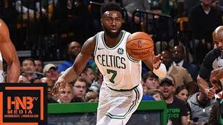 Cleveland Cavaliers vs Boston Celtics 1st Half Highlights / Jan 3 / 2017-18 NBA Season