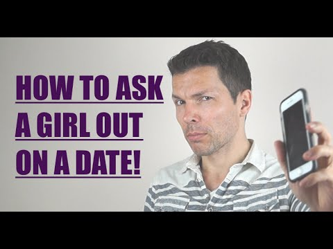 how to ask a girl out on date text