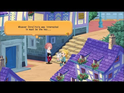 KINGDOM HEARTS Union X: Person of Interest (English Subs)