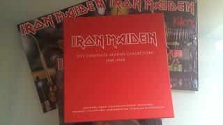 #19 Iron Maiden Vinyl Box Set 2014 - Review, Unboxing, Impressions