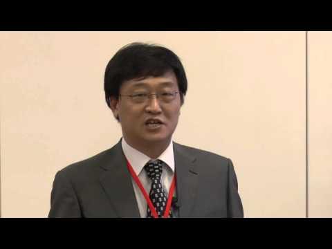 Digital Cultural Heritage China - Professor Ding Ning, School of Arts, Peking University