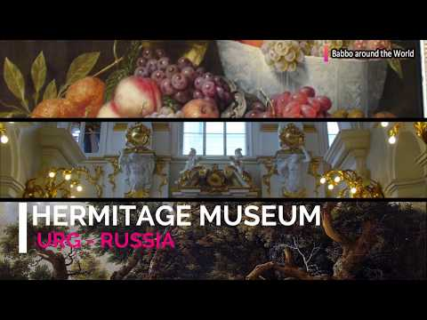 Hermitage Museum, Saint Petersburg - Russia