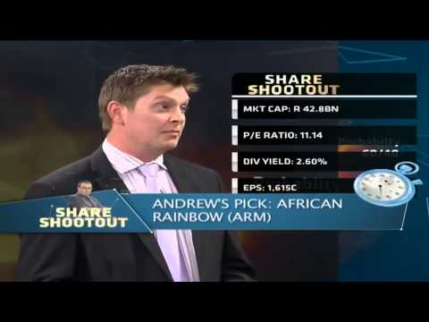Share Shootout: Anglo American, SABMILLER, ARM, Plat ETF, Times Media, Pan African,