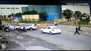 Live accident CCTV recording 2019 || live death video