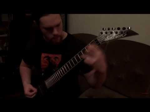 Necrophagist - The Stillborn One (cover)