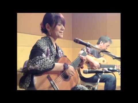 伊藤ノリコ - コパカバーナの土曜日 (Dorival Caymmi cover/Musica Da Leda, 2012.8.2)