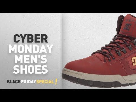 Cyber Monday Dc Men's Shoes: DC Men's Spartan High WR Boot Skate Shoe
