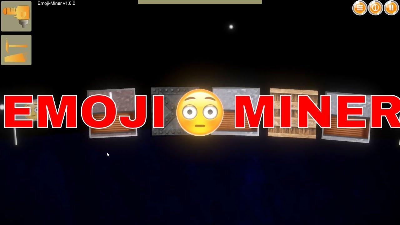 Emoji Miner by gomaya