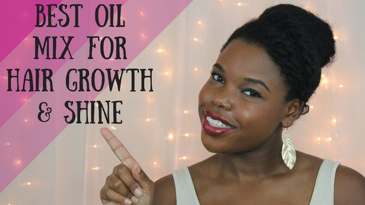 Youtube How To Make Natural Hair Shine