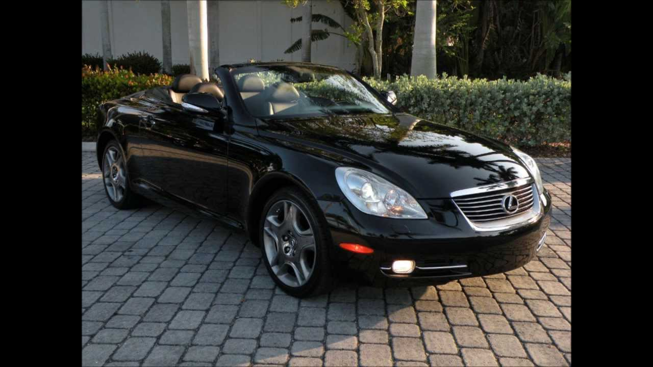 2009 Lexus SC430 Convertible For Sale Auto Haus Of Fort
