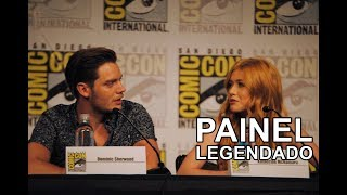 [LEGENDADO] Painel completo de Shadowhunters na SDCC 2017