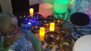 Live Shamanic Sound Healing Bath Meditation at Holistic Psychic Fair:Revitalizing Tuesdays