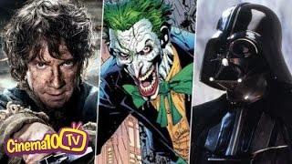 O Hobbit, Esquadrão Suicida, Star Wars episódio 7, House of Cards, e muito mais| Cinema10 TV #74