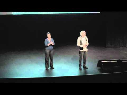 Lyssa Adkins And Michael K Spayd 'Have An Agile Enterprise' - Agile NZ 2015 - Presentation