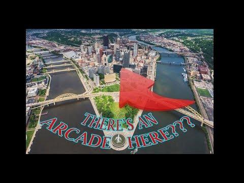 An arcade in downtown Pittsburgh?   ACE'S BREAKAWAY & PLAY   JJGeneral1   Matt3756   TeamCC