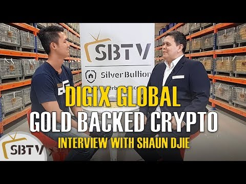 Shaun Djie (Digix Co-Founder) - Tokenizing Gold on the Ether