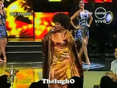 Yo Soy 03-05-13 CELIA CRUZ Toro Mata [Victoria Zeballos] Yo Soy Temporada 2013 [03/05/13]