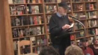 Lawrence Ferlinghetti at Moe