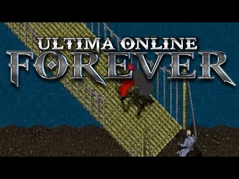 Let's play Ultima Online Forever Pt. 2 – Pk-ers, lions, and bears OH MY?
