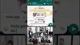 "Video Broma a mi amigo con ""no more dream"" de bts download MP3, 3GP, MP4, WEBM, AVI, FLV Juni 2018"