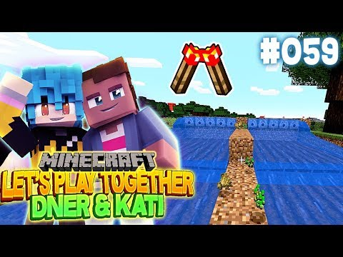 Unsere 1. REDSTONE KONSTRUKTION (+36 Level) - XXL FOLGE | Minecraft mit Kati & Dner #59