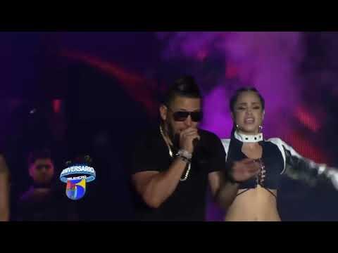 Natti Natasha ❌ Rkm & Ken-Y - Tonta || Aniversario Telemicro 2018